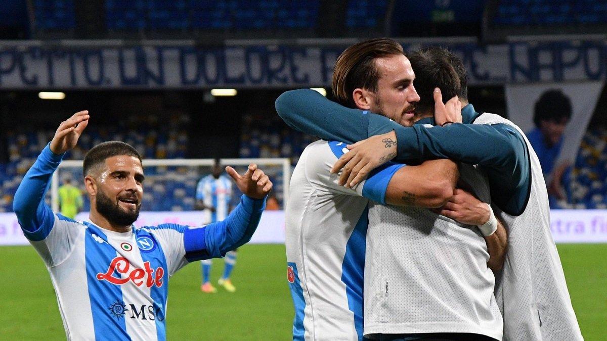 Наполі – Рома – 4:0 – відео голів та огляд матчу
