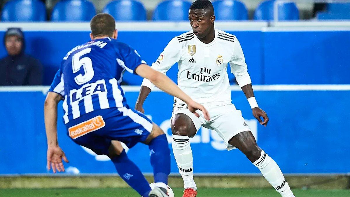 Реал Мадрид – Алавес: онлайн-трансляція матчу Ла Ліги