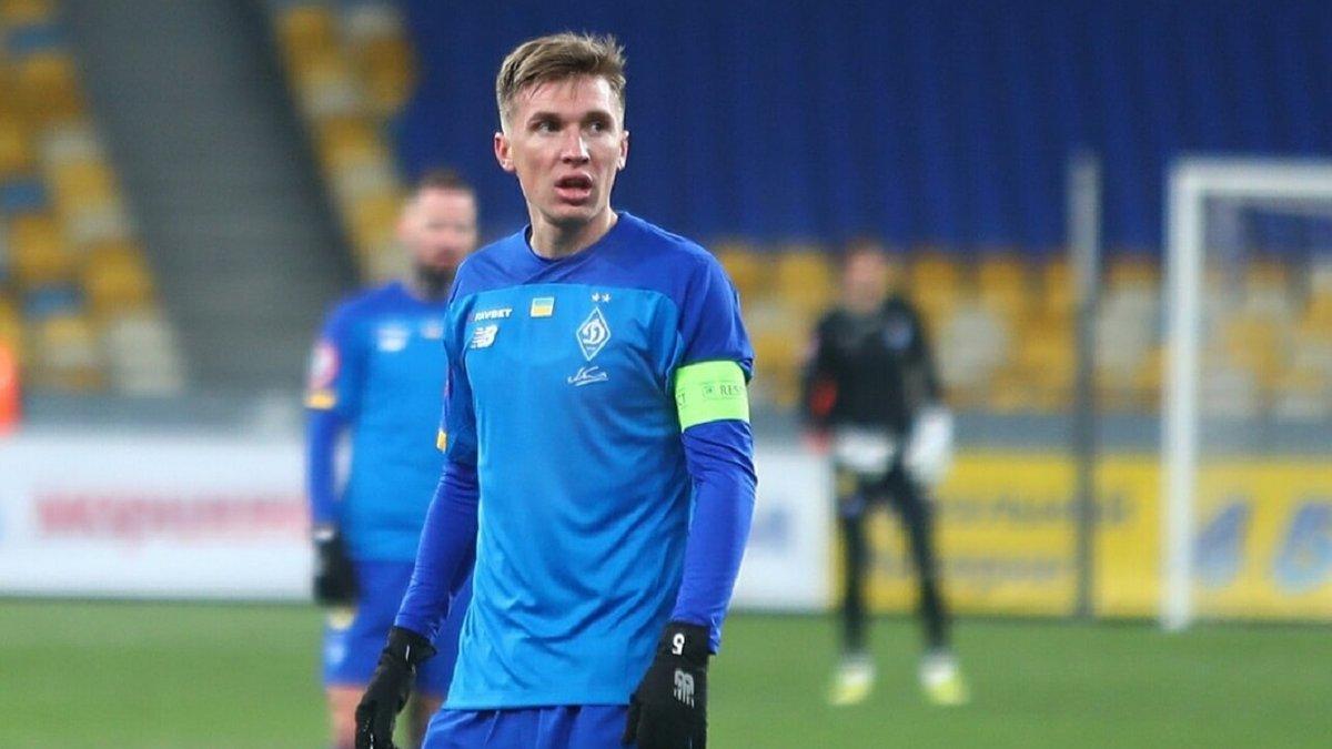 Сидорчук рисковал получить еще большую дисквалификацию – Динамо вступилось за своего капитана