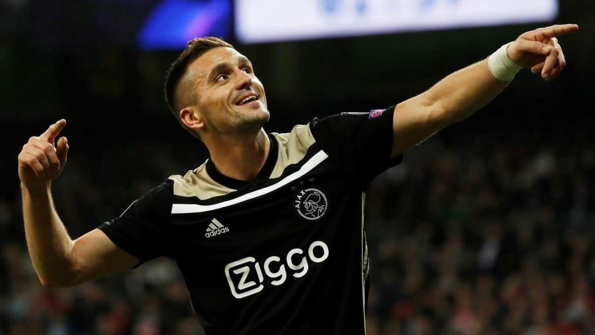 Тадич стал игроком недели Лиги чемпионов