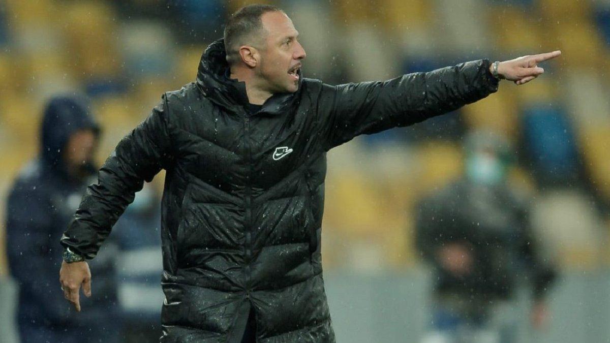 Йовічевіч здолав коронавірус напередодні битви проти Шахтаря