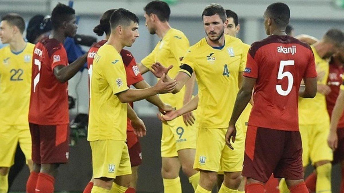 Павелко: Для болельщиков Швейцарии удивительно, как команда, которая ни разу не победила за год, осталась в элите ЛН