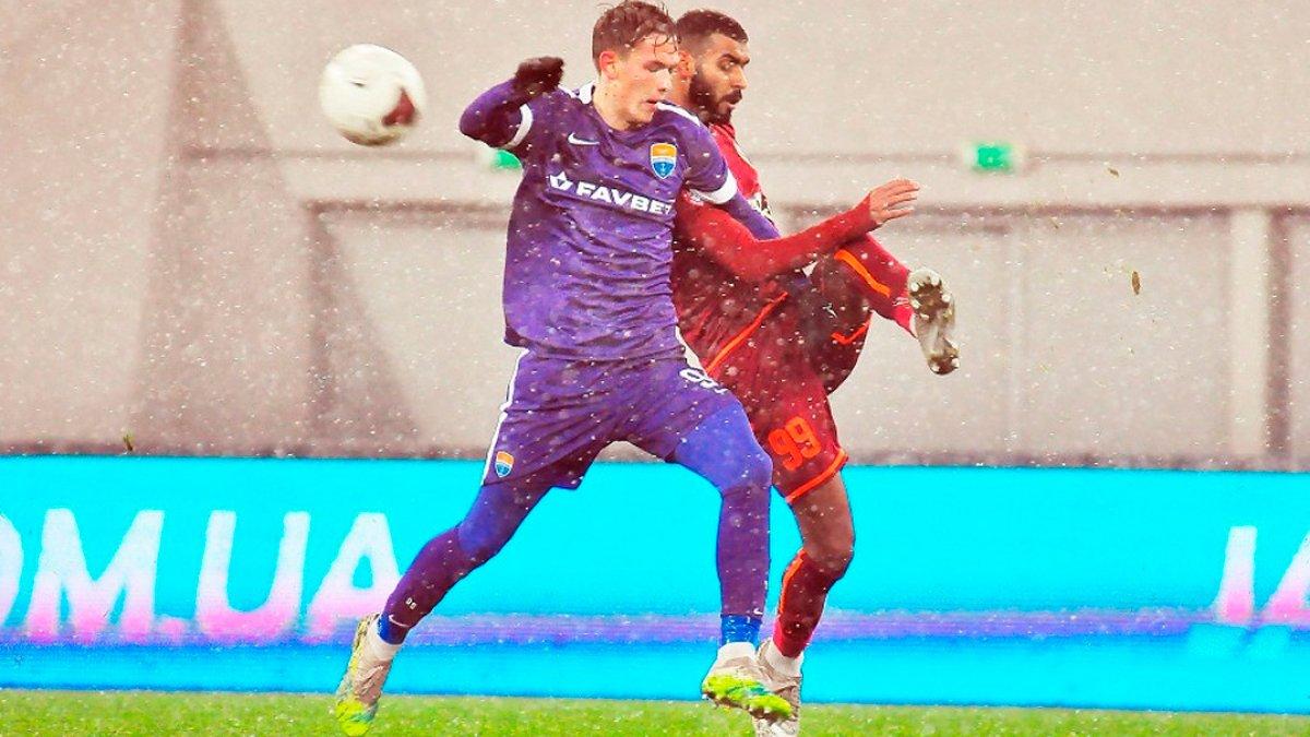 Мариуполь на выезде уверенно одолел Львов и прервал 4-матчевую безвыигрышную серию