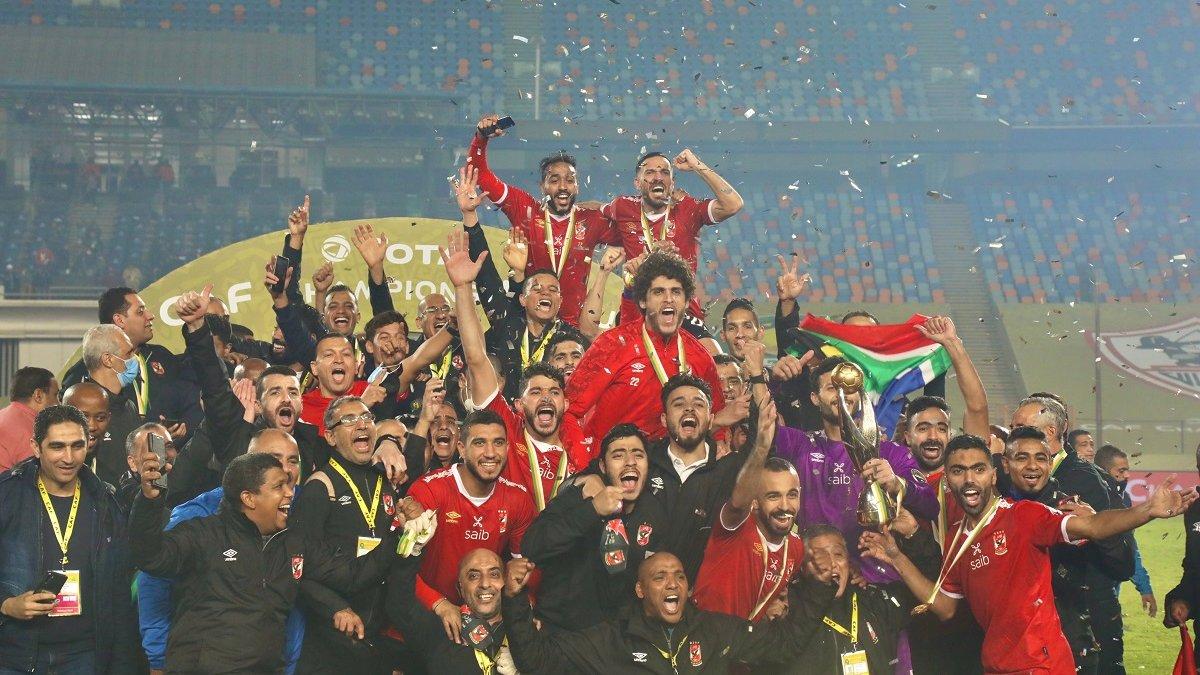 Аль-Ахли завоевал титул африканской Лиги чемпионов и установил новый рекорд турнира