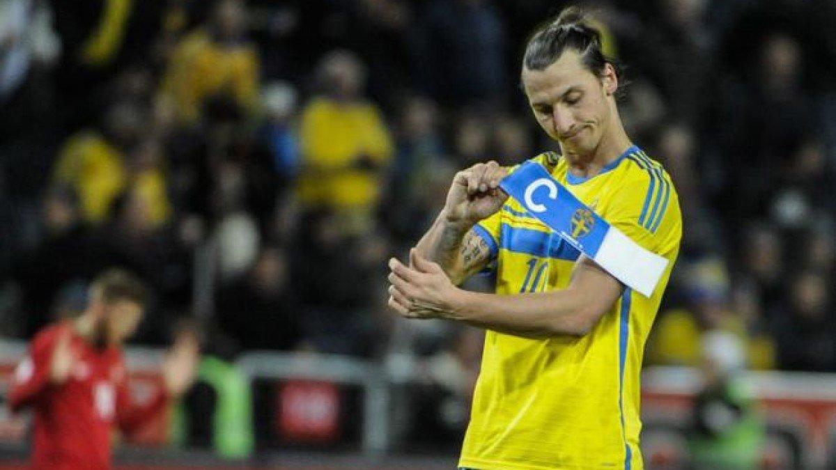 Ибрагимович обсудил возможность возобновления карьеры в сборной Швеции с наставником команды