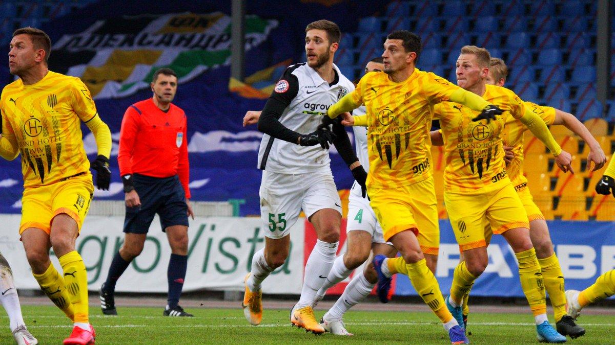 Олександрія – Рух – 0:0 – відеоогляд матчу