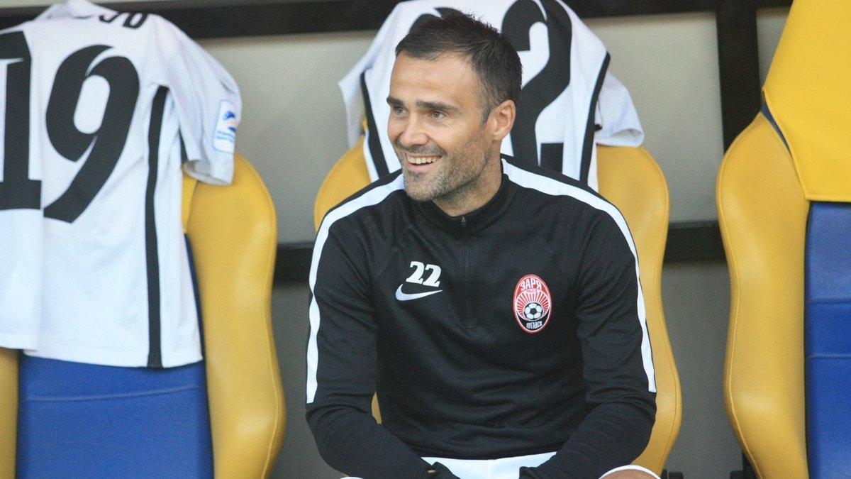 Любеновіч повернеться в Україну, щоб розпочати повноцінну тренерську кар'єру