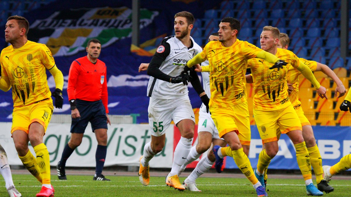 Александрия – Рух – 0:0 – видеообзор матча