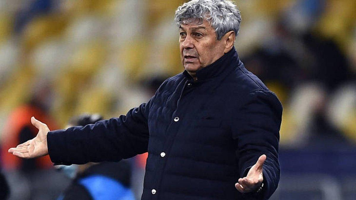 Динамо – Ворскла: Луческу пояснив, як киян мотивувала поразка від Барселони