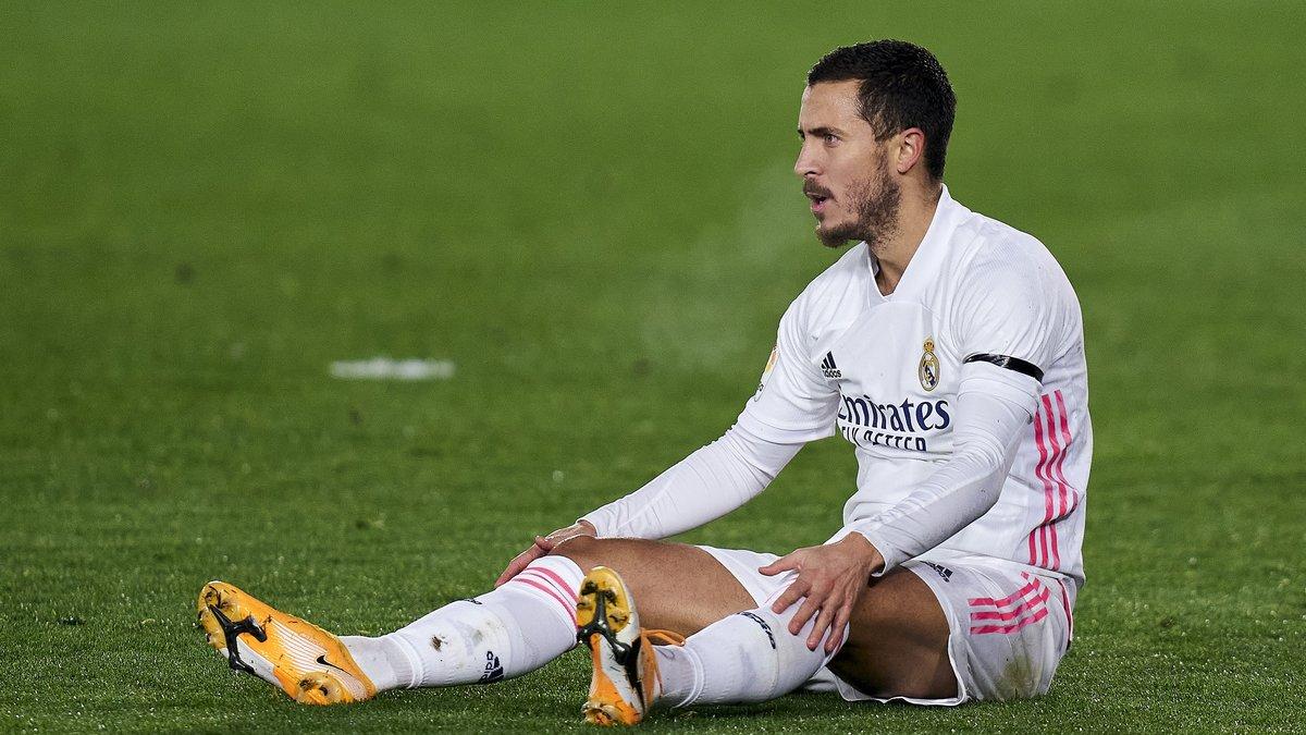 Азар пропустит матч против Шахтера – Зидан имеет и приятную новость на фоне катастрофических потерь Реала