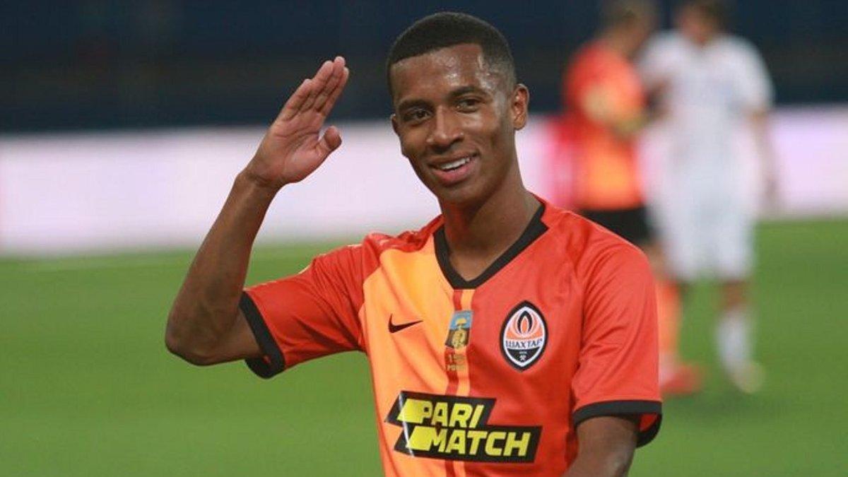 Антоніо: У мене контракт з Шахтарем, але якщо перейду у топ-клуб – буду щасливий