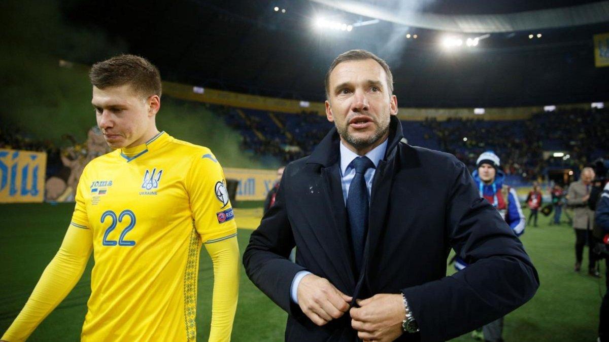 Матвієнко: Несправедливо, що підсумок матчу Швейцарія – Україна вирішується у кабінетах