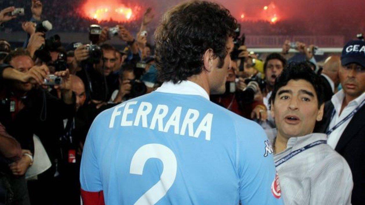 """""""Диего был антигероем"""": легенда Ювентуса Феррара отреагировал на смерть Марадоны, сравнив аргентинца с Кассано"""