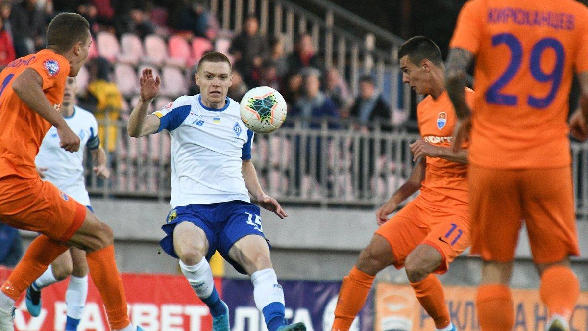 Маріуполь – Динамо: матч офіційно перенесений до Києва
