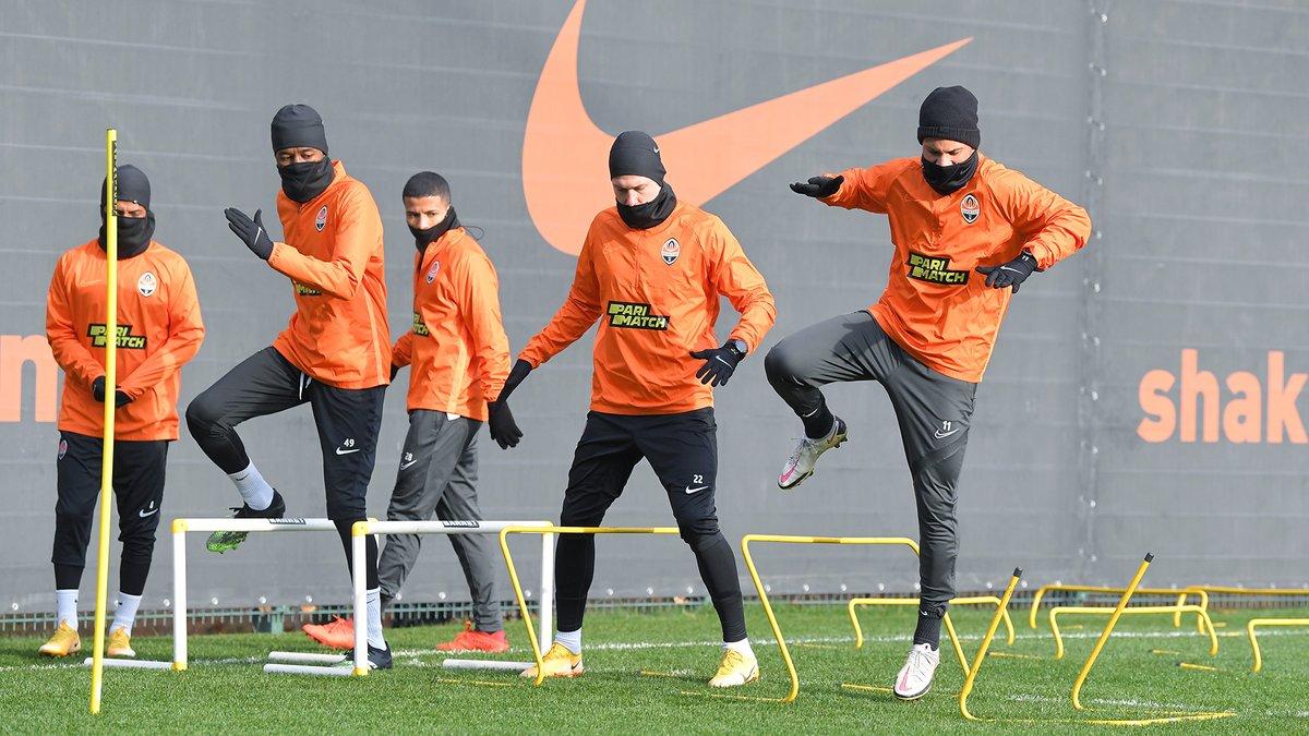 Шахтер сообщил результаты тестов на коронавирус перед матчем против Реала