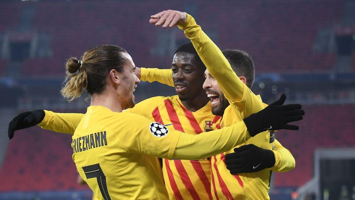 """Барселона розгромила Ференцварош за 14 хвилин – """"Фраді"""" не здивували, а """"блаугранас"""" квітнуть без Мессі"""