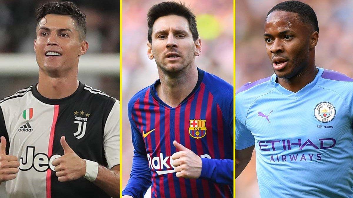 УЄФА оголосив імена 50 претендентів на потрапляння в команду року