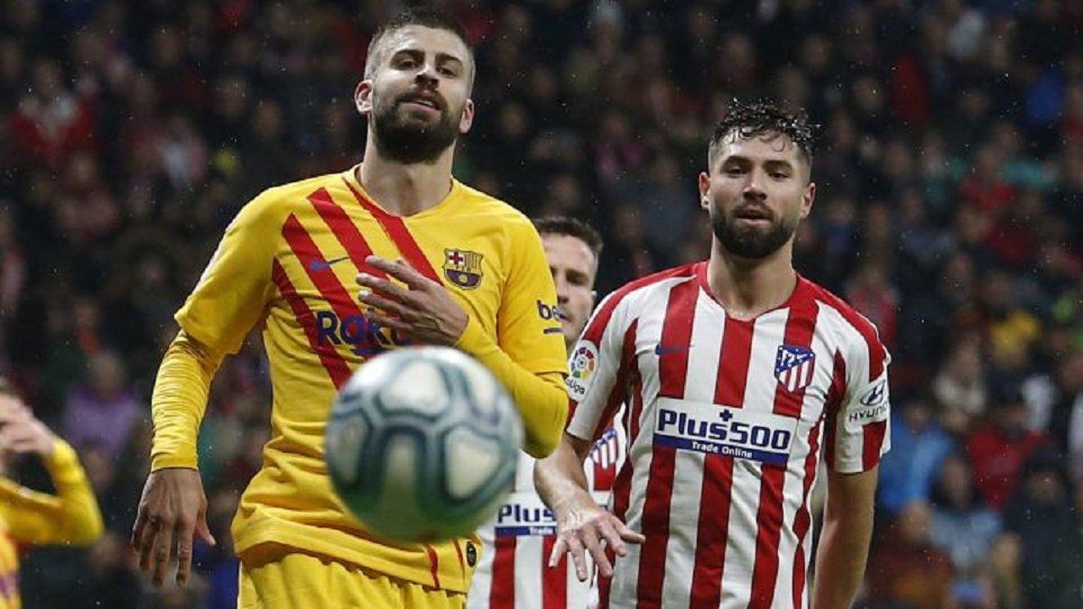 Барселона знайшла заміну Піке в Атлетіко