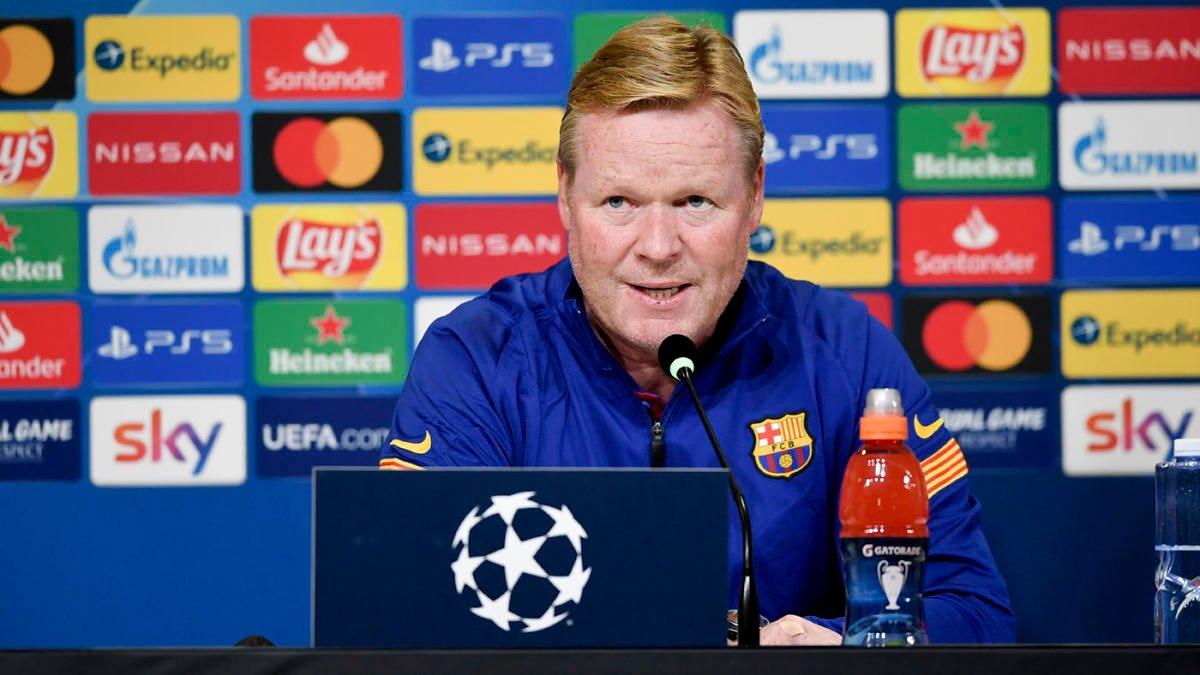 Куман объяснил, почему матч против Ференцвароша будет сложным для Барселоны