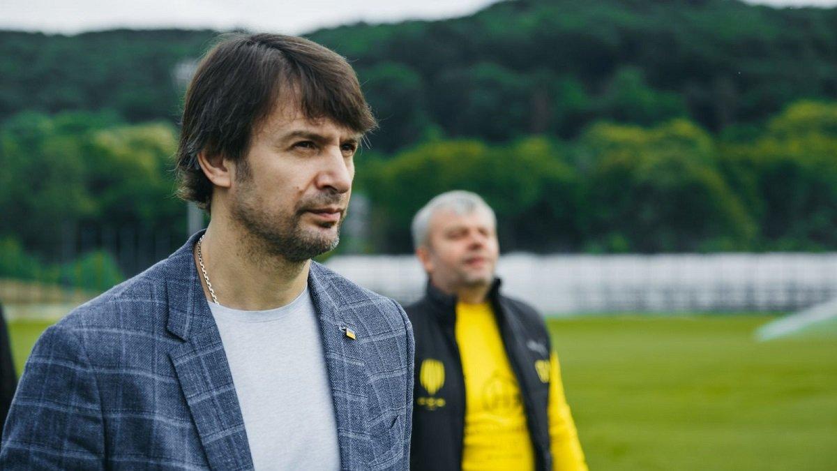 Шовковський відвідав перше засідання Київради у статусі депутата