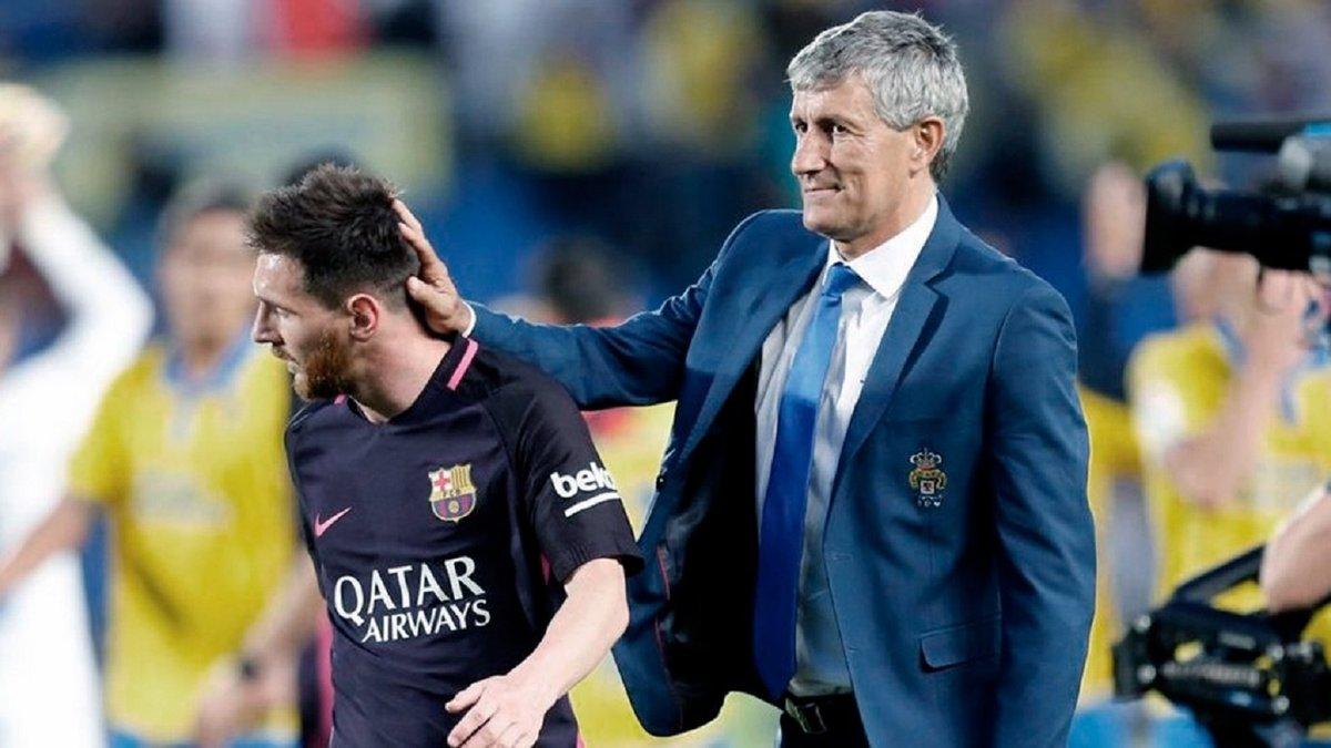 Сетьен может продолжить карьеру в чемпионате Мексики – клуб уже контактирует с экс-тренером Барселоны