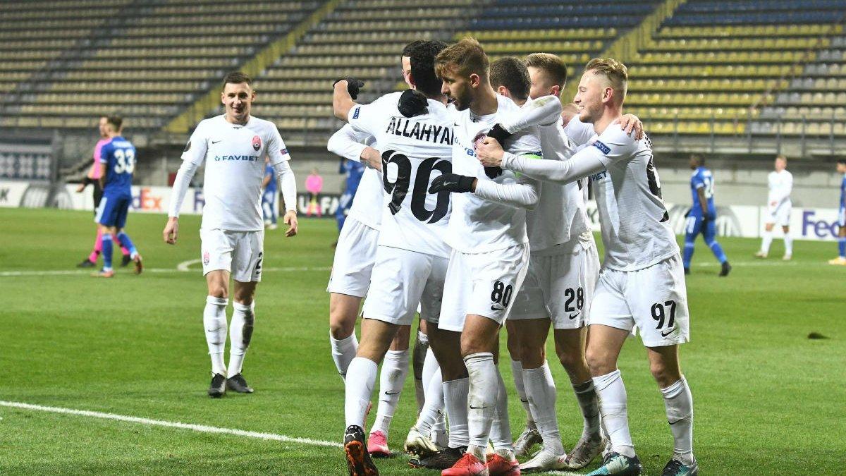 Головні новини футболу 3 грудня: Зоря обіграла Лестер, але вилітає з Ліги Європи, результати жеребкування Ліги націй