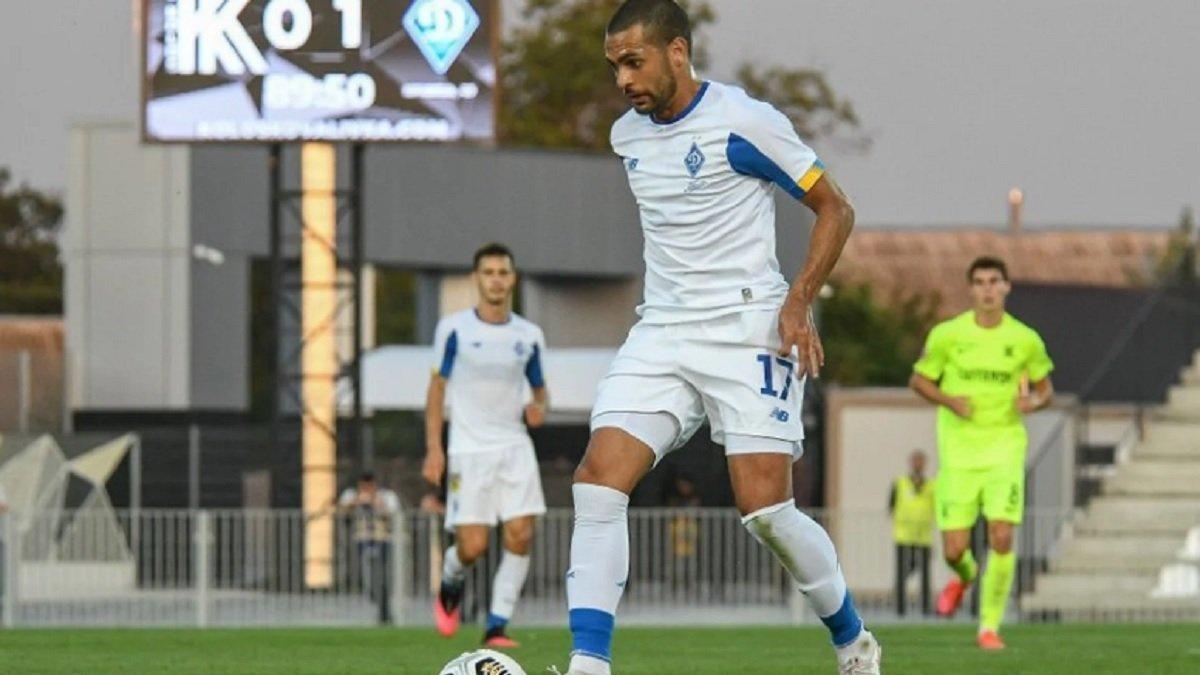 Клейтон отличился дебютным голом за Динамо U-21 – Шабанов и Бэлуцэ тоже поспособствовали погрому Мариуполя