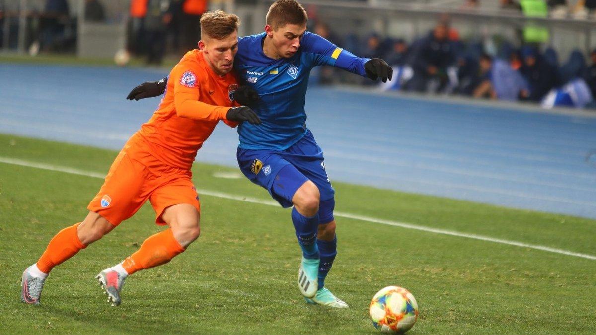 Маріуполь – Динамо: онлайн-трансляція матчу УПЛ – Луческу повернув 18-річного українця і зробив ще кілька змін