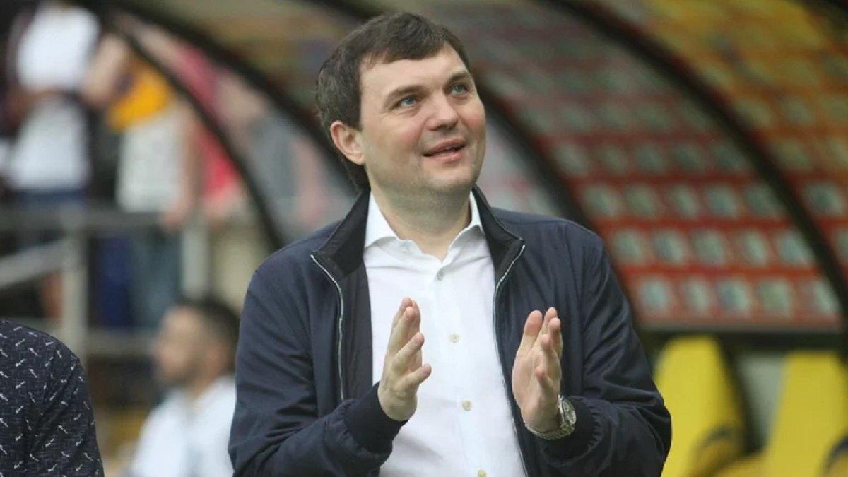 Суркіс веде переговори з Красніковим про повернення в Динамо, – Денисов