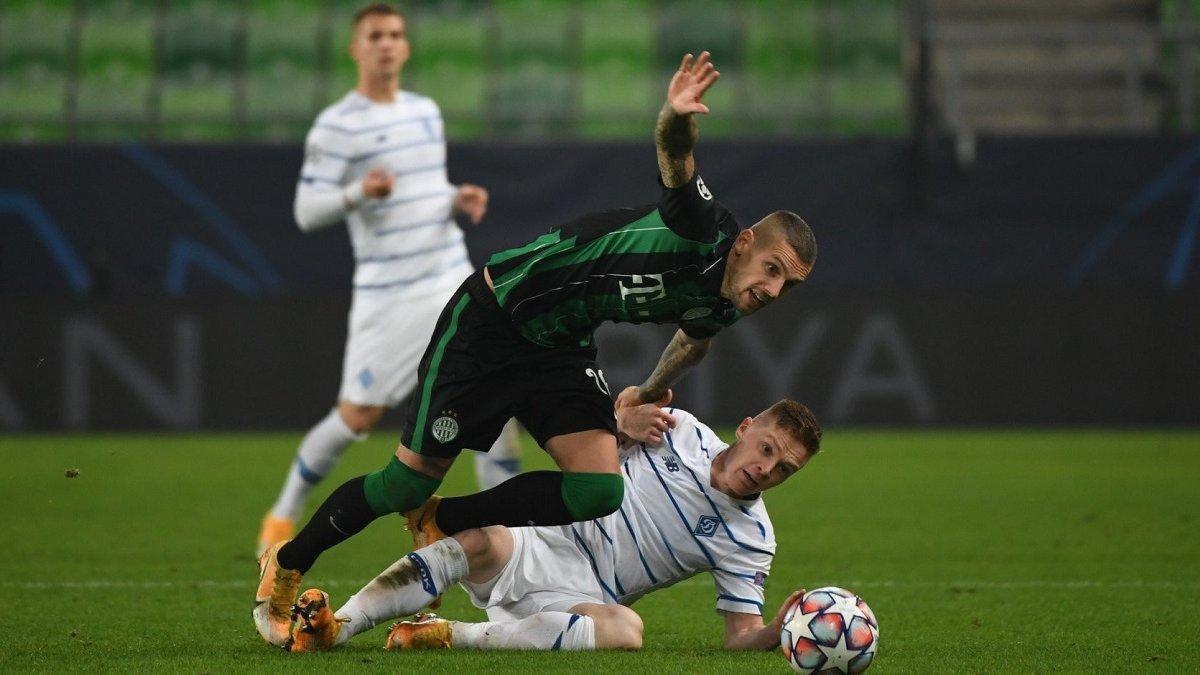 Сабо: В матче Динамо и Ференцвароша буду поддерживать команду Реброва