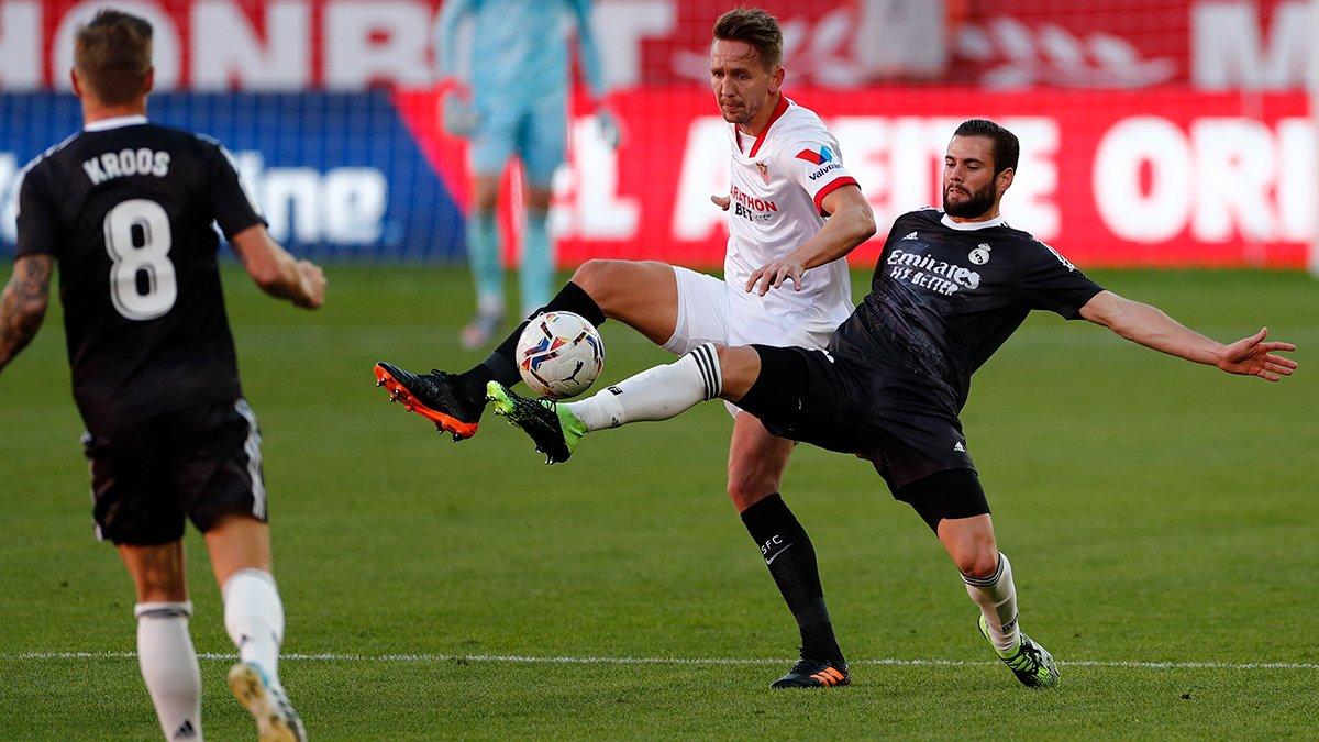 Севілья подарувала перемогу Реалу, Атлетіко впевнено переграв Вальядолід та повернув лідерство у Ла Лізі