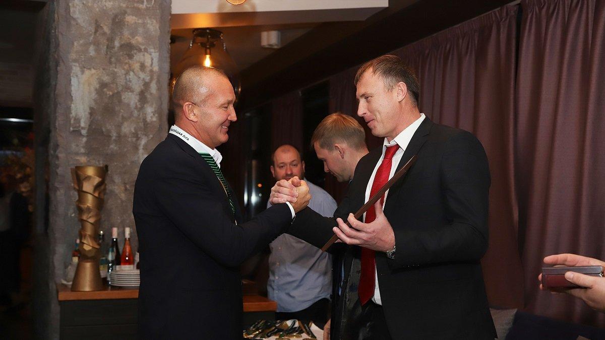 Григорчук відзначив позитивні сторони чемпіонату Білорусі