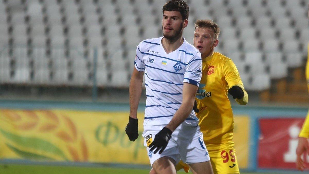 Бэлуцэ не исключает возможности остаться в Динамо по окончании сезона