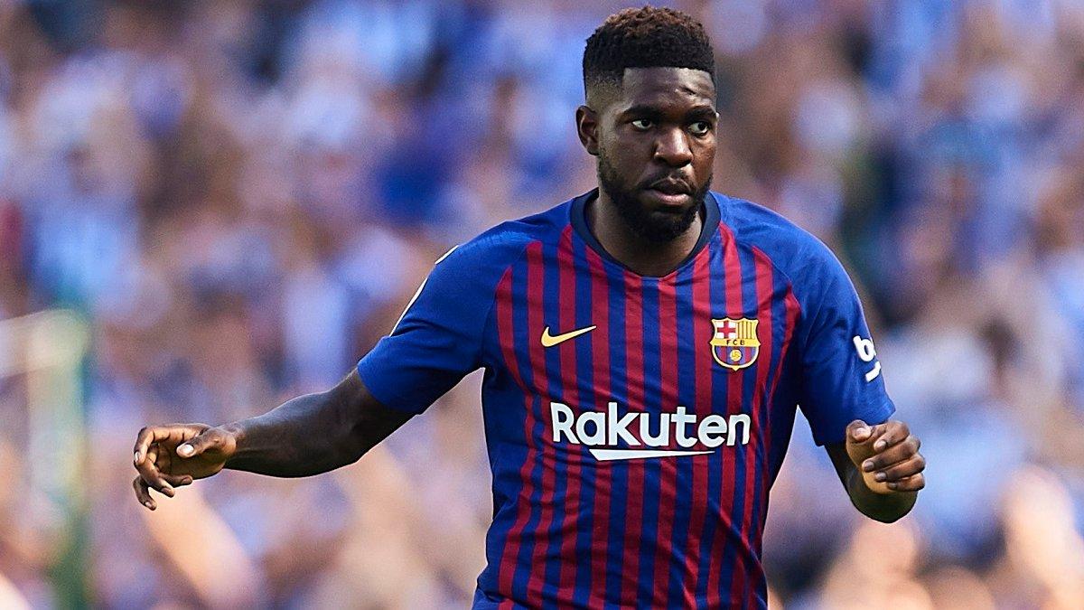 Умтити попал в заявку Барселону на матч против Ювентуса – защитник не играл с июня