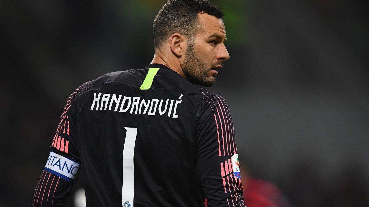 Хандановіч: Інтерне готовий до Ліги чемпіонів –ми не заслужили пройти далі