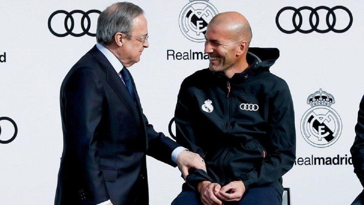 Зідан покине Реал попри вихід у плей-офф Ліги чемпіонів – ЗМІ розкрив сенсаційні плани француза і Переса