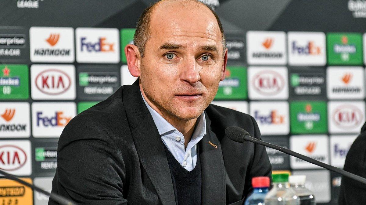 Брага – Шахтер: Скрипник оценил шансы своей команды в матче Лиги Европы