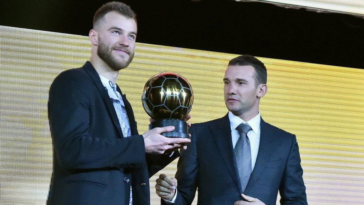 Якби Шевченко грав сьогодні, клуби отримали б за нього 100-150 млн євро, – Ярмоленко