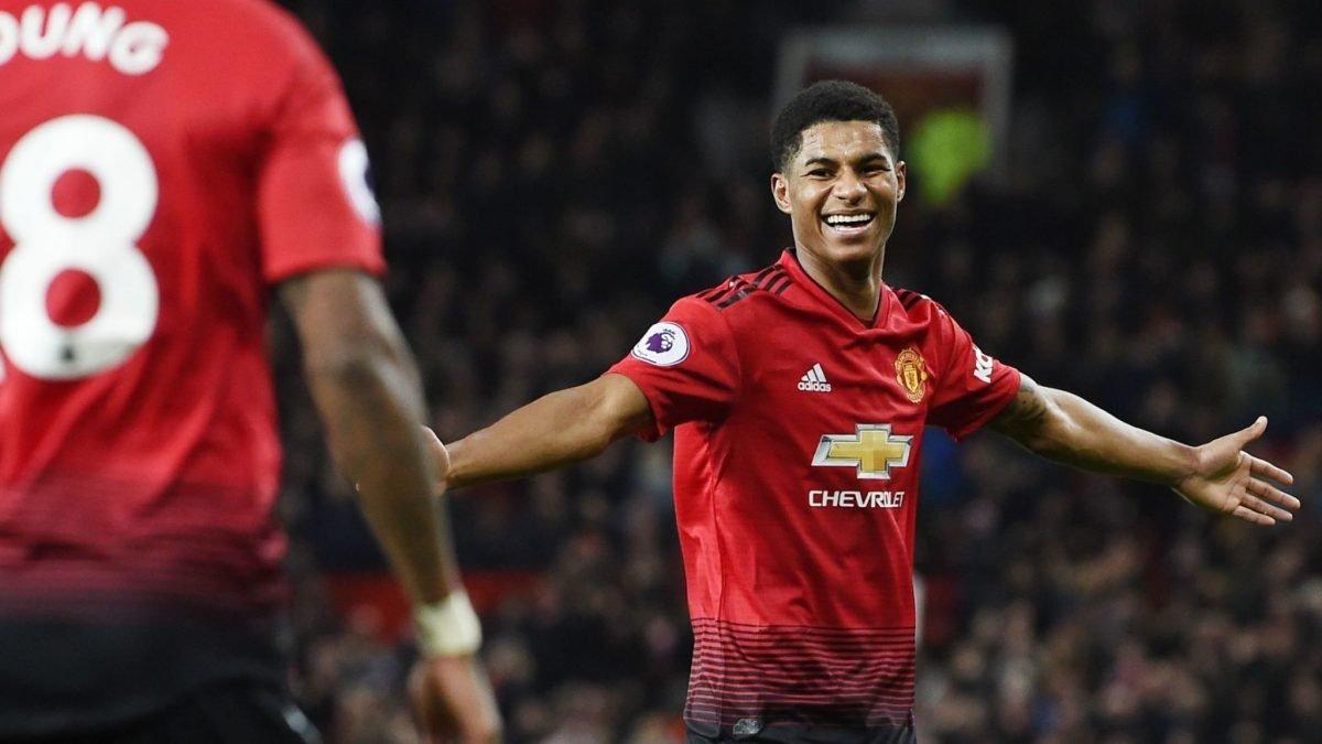 Рашфорд признался, насколько планирует задержаться в Манчестер Юнайтед