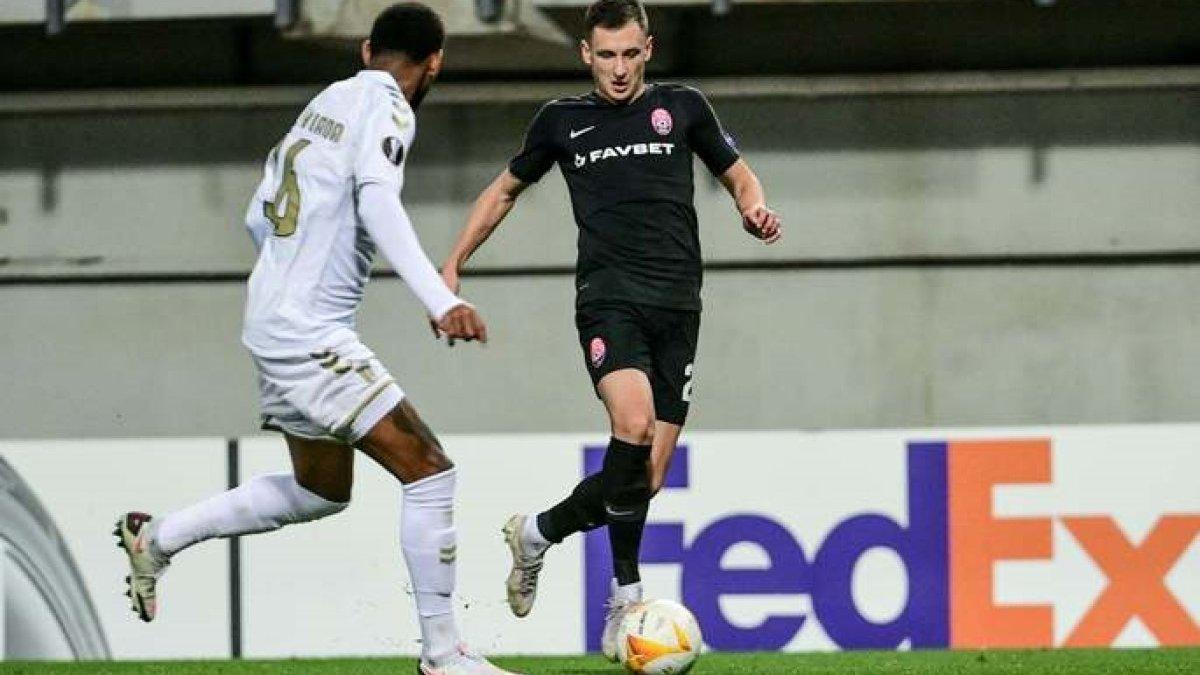 Брага – Заря: Кабаев назвал причины поражения луганчан в последнем матче Лиги Европы