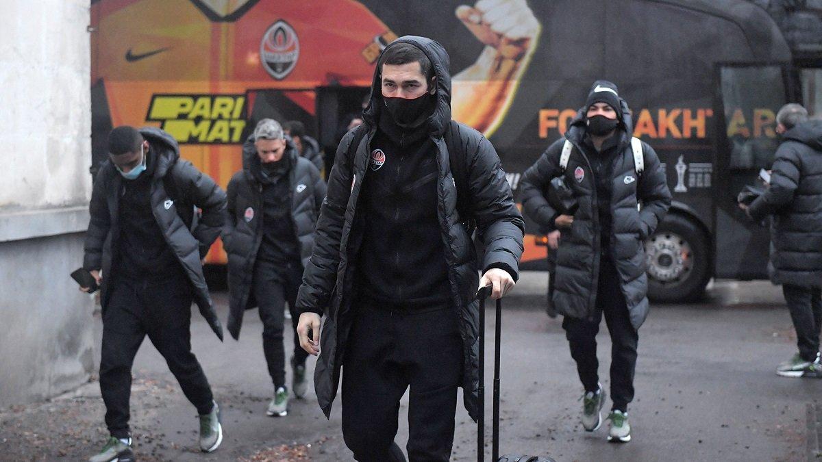 """Інгулець – Шахтар: """"гірники"""" прибули на завершальний матч року без двох лідерів"""