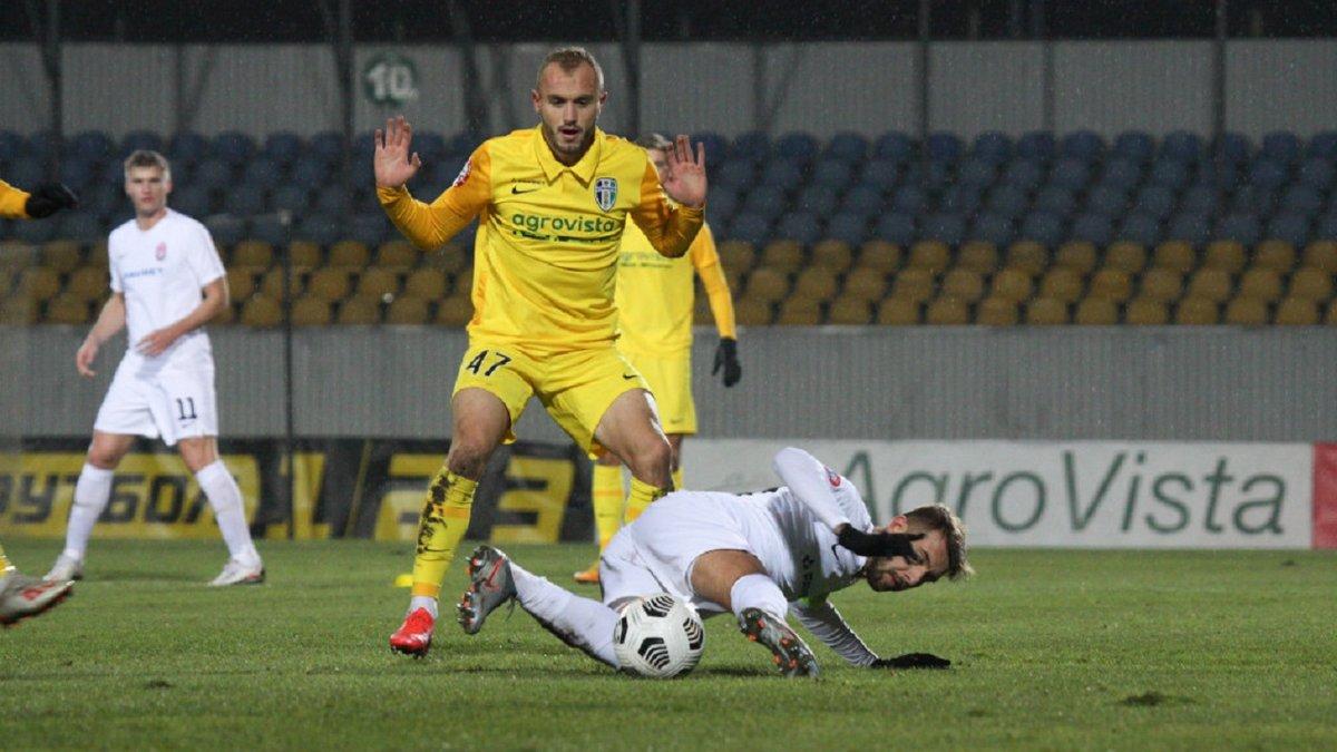 Александрия – Заря – 0:2 – видео голов и обзор матча