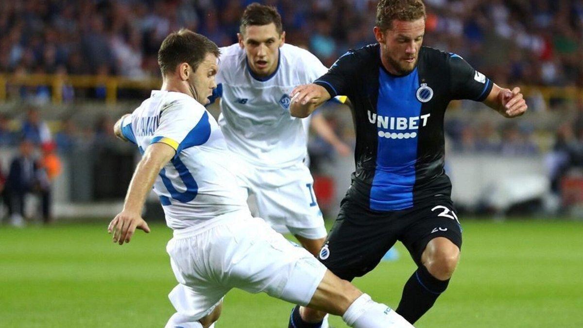 Динамо – Брюгге: Сабо оцінив шанси киянна вихід в 1/8 Ліги Європи