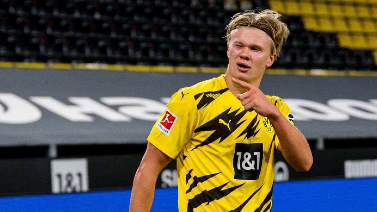 Холанд отримав приз Golden Boy-2020