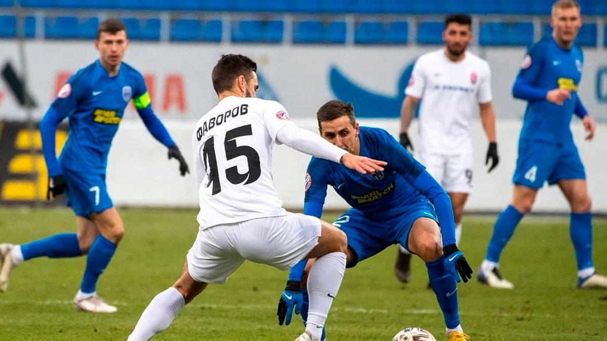 Заря вышла в четвертьфинал Кубка Украины, удержав победу над Десной в скандальном матче с двумя удалениями
