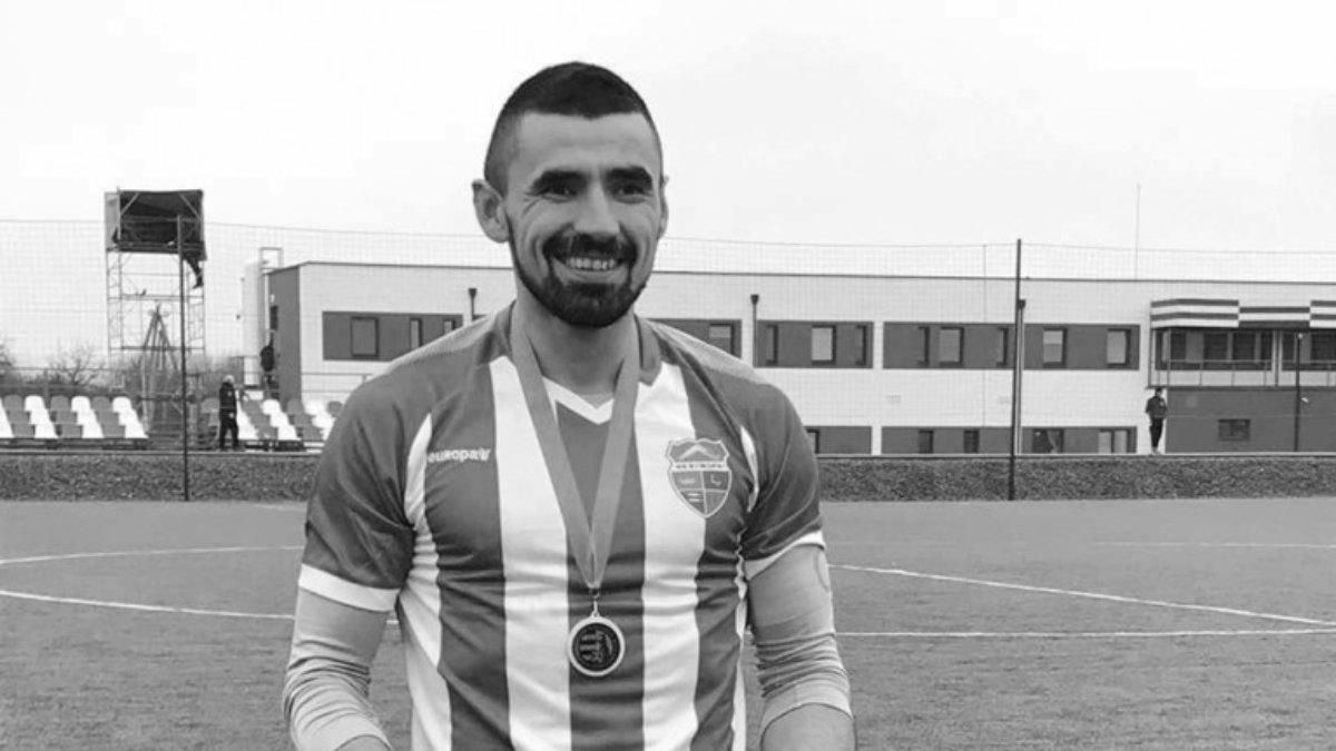 Закарпатський футболіст загинув внаслідок п'яної ДТП