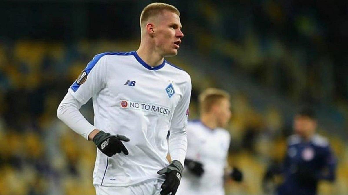 Бурда зізнався, що відновлення від травми проходить для нього важко – у захисника Динамо напружений графік