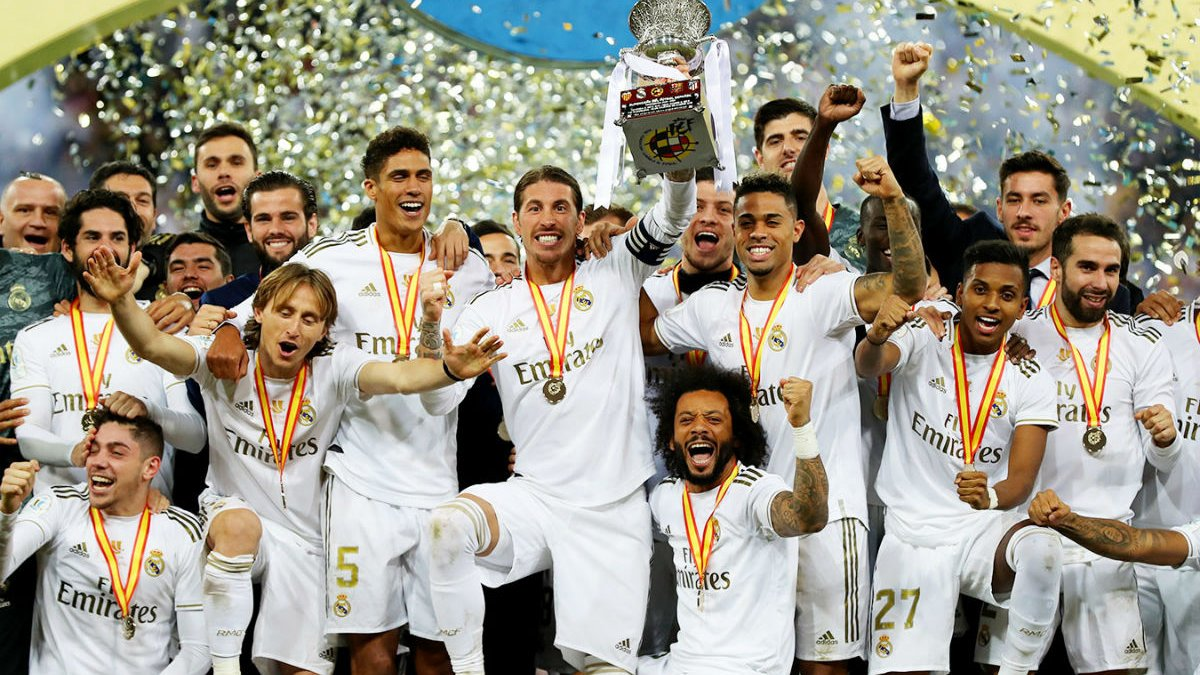 Суперкубок Испании: результаты жеребьевки 1/2 финала – Реал и Барселона могут разыграть трофей