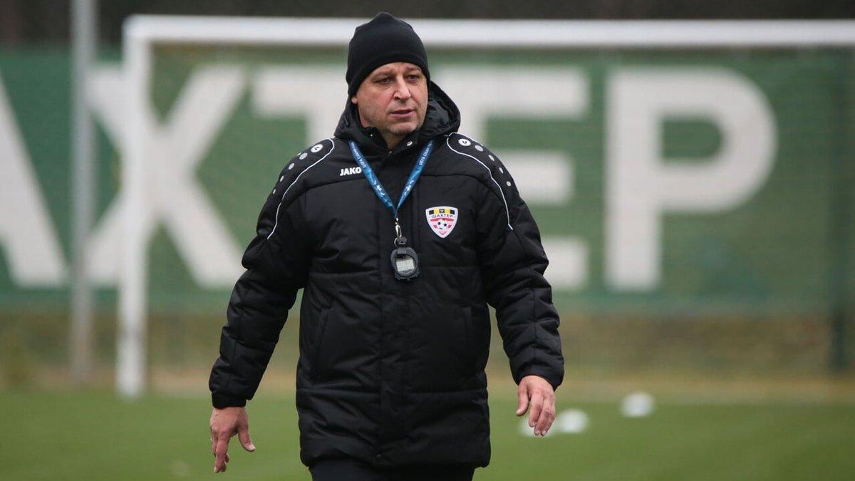 Вернидуб готов вернуться в Украину и возглавить середняка или новичка