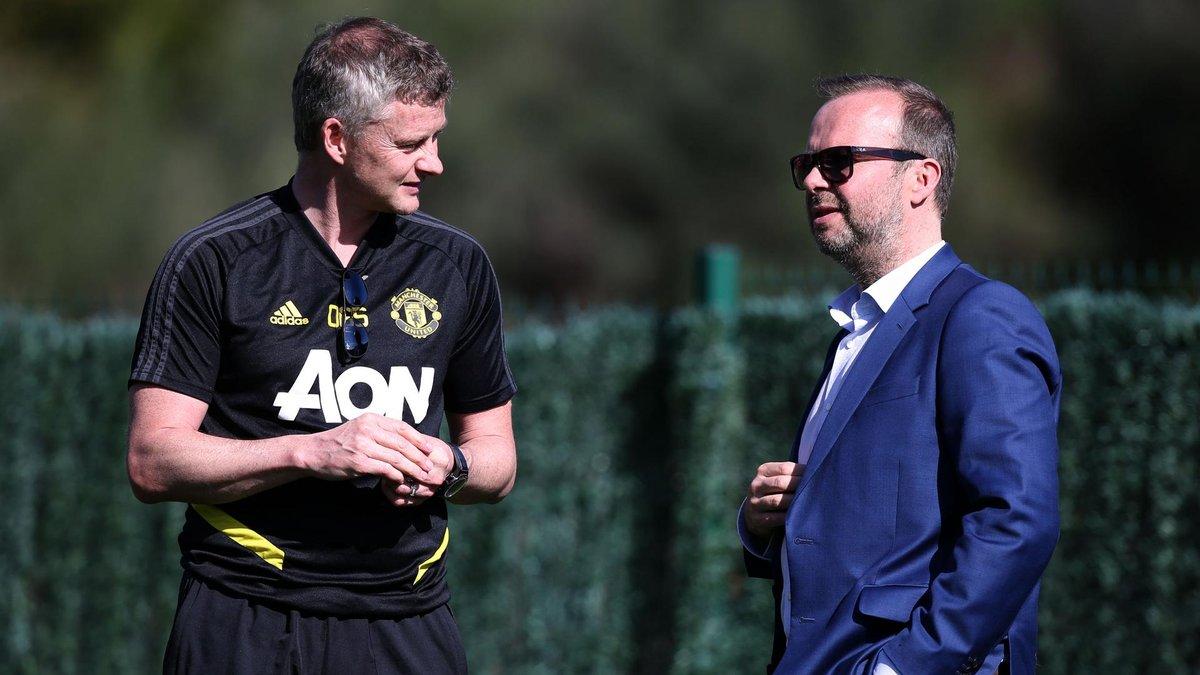 Манчестер Юнайтед прагне підсилити 4 позиції взимку